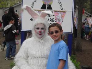 Zeke and Bunny